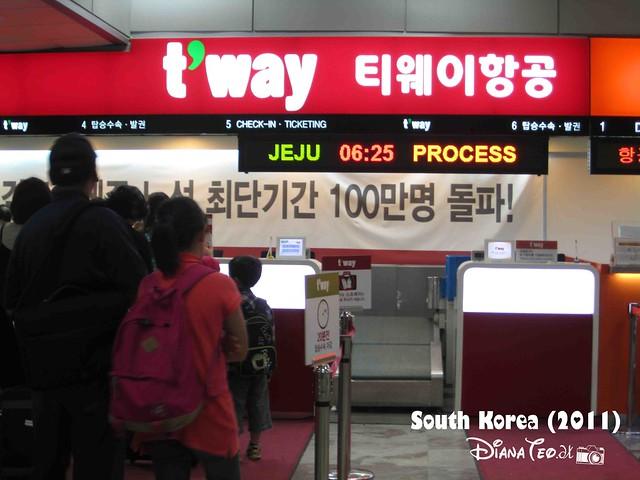 Jeju Airlines - TWay