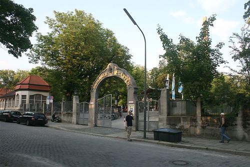Am Nockherberg - Biergarten