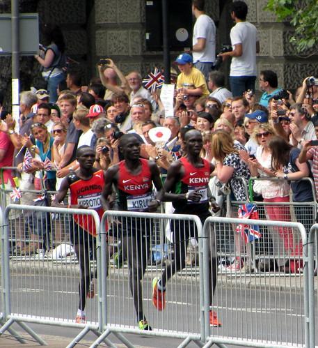 marathon medalists