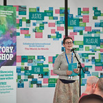 Story Shop Peggy | Peggy from Edinburgh City of Literature Trust introduces Story Shop