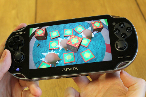 Tearaway for PS Vita