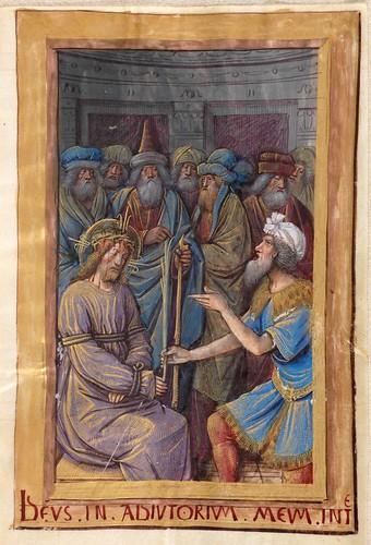 009-Libro de horas- 1500- Bibliothèque de Genève, Comites Latentes 124- Creative Commons CC BY-NC 3.0