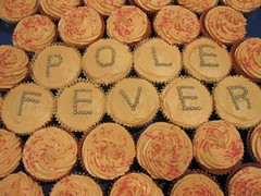 Pole Fever Cupcakes!