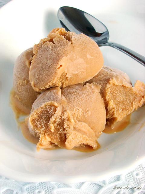 Рецепт мороженого крем брюле