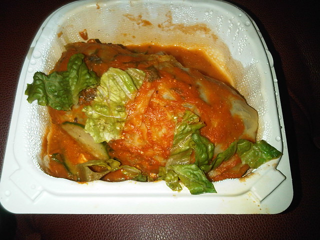 Euro Cafe Cabbage Roll