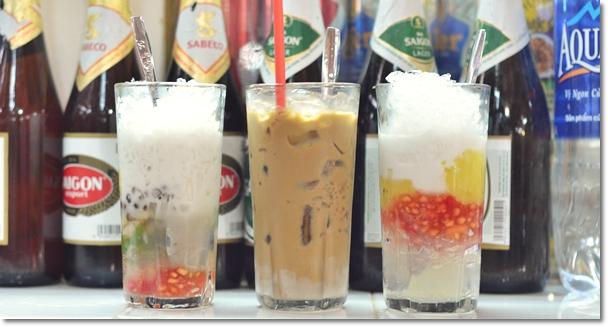 Drinks @ Ben Thanh Market