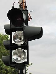Inside a Traffic Light
