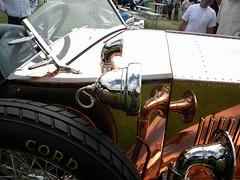 1921 Rolls-Royce Silver Ghost Copper-Bodied (Brockman Coachwork) 07