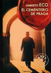 Umberto Eco, El cementerio de Praga