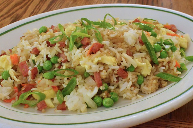 Mmm... Spam fried rice | Flickr - Photo Sharing!