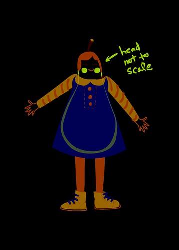 pear tunic