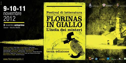 Florinas in Giallo, III Edizione