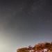 La vía láctea en el cielo de Yucatán. por eit1mx