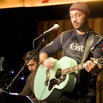 Sun, 04/11/2012 - 9:30pm - Music, wine and food with big-hearted artists and contributors, November 4, 2012. The Highline Sessions at Del Posto are hosted by Rita Houston and Joe Bastianich. Photo by Laura Fedele