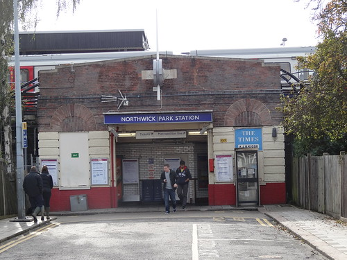 012 - Northwick Park Station