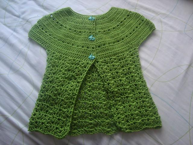 Patron de canesu a crochet - Imagui