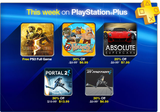 PlayStation Store Update 11-6-2012