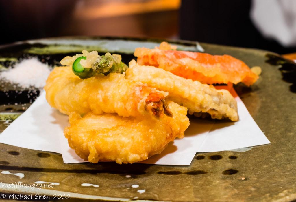 Azuma Chifley tempura