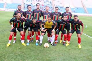 FAR Rabat lead Botola | الجيش الملكي الرباطي يتصدر البطولة المغربية | Les FAR de Rabat en tête du Botola