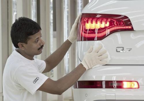 Audi Q7 India