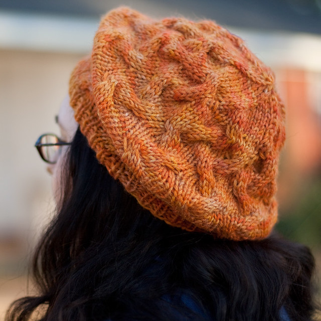 Star-Crossed Slouch Beret