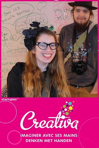 Creativa photobooth fun