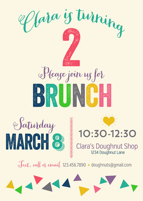 Lets do Brunch Claras Second Birthday Cook Like A ChampionCook