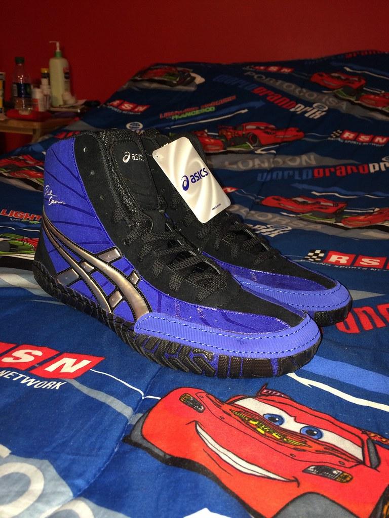 Rulon Gardner Shoes