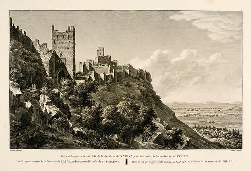 002-Voyage pittoresque et historique de l'Espagne  par Alexandre de Laborde Vol I-part1-BNE