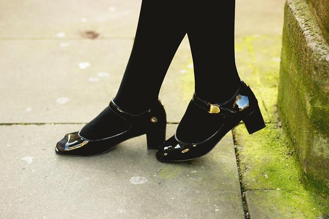 Kat Maconie Patent Shoes
