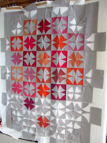 Rediscovering my winding ways quilt