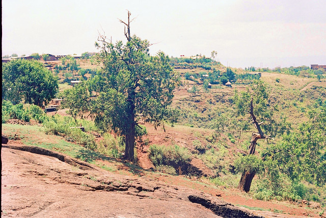 Another scenic view from Lalibela