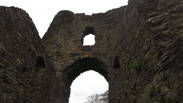 Gate to Launceston Castle