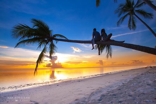 sunset indonesia silhuoette southsulawesi selayar nikond700 natstravers