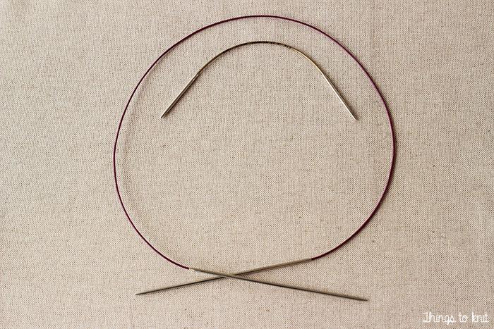 agujas circulares