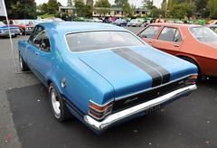 12.u. 1970 Holden Monaro HT GTS 350ci Coupe