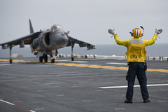 Aviation Boatswain's Mate (Handling) 2nd Class Brandon
