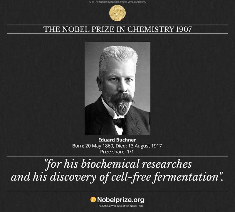 Chemistry-1907-Buchner