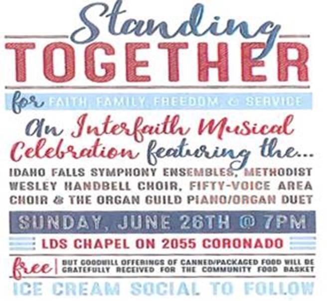 Interfaith Concert