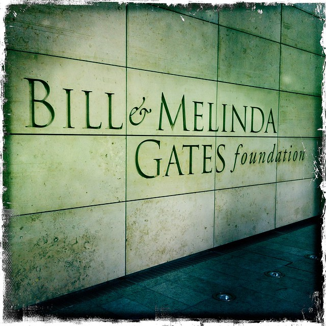 world bill melinda gates foundation