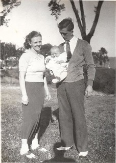 Paternal grandparents mid-1930s