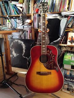 Min nye guitar