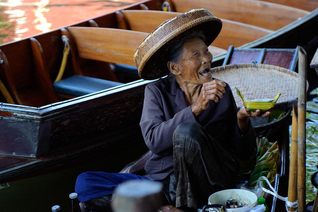 Damnoen Saduak - Floating Market