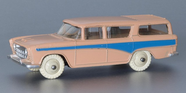 Dinky Toys 173 Nash Rambler Station Wagon from 1958