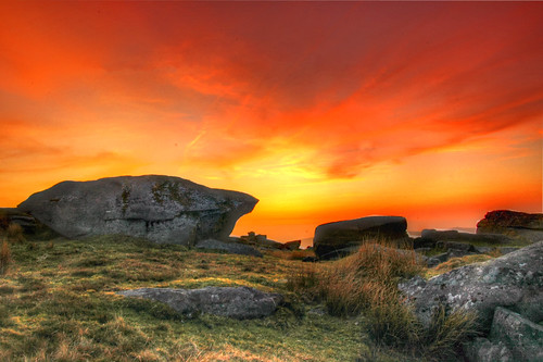 Dartmoor Sundown
