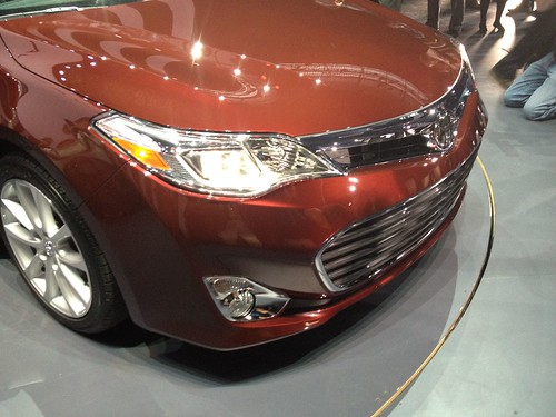 PICTURES OF TOYOTA AVALON