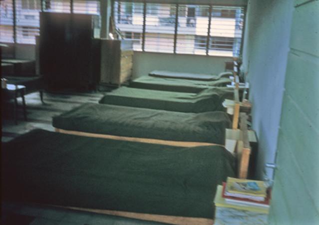 Lễ khánh thành Trường Công tác Xã hội - Phòng ngủ