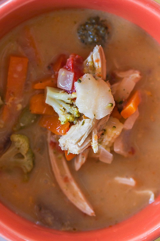 Tom Yum Thai Chicken Soup: Food Photography by Jackie Alpers