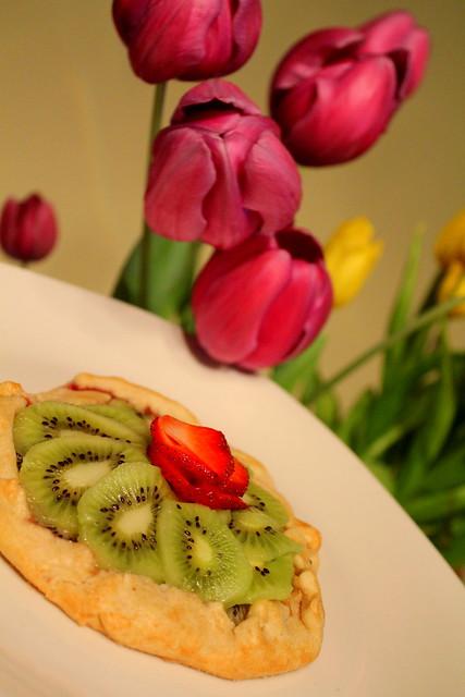 kiwi galette