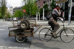 Strasbourg Cargo Bike